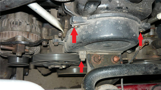 Замена прокладки клапанной крышки на Митсубиси Лансер 9
