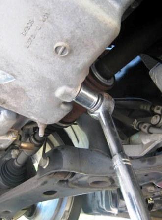 Замена масла в двигателе Мазда 3 2.0