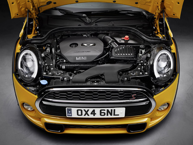 Обзор Mini Cooper S 2014-2015