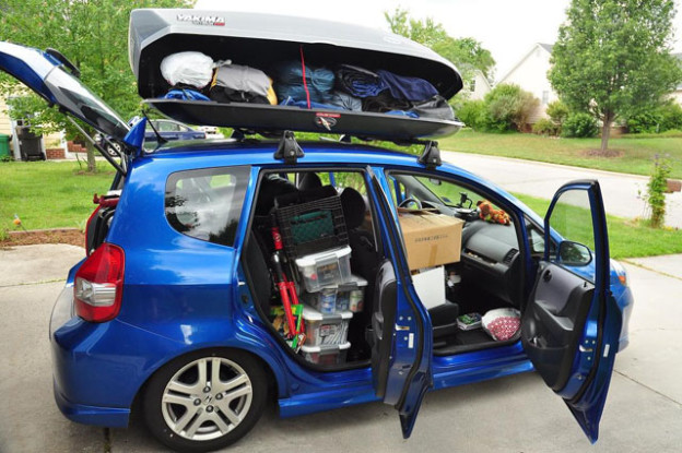 Что взять в дальнюю поездку на автомобиле