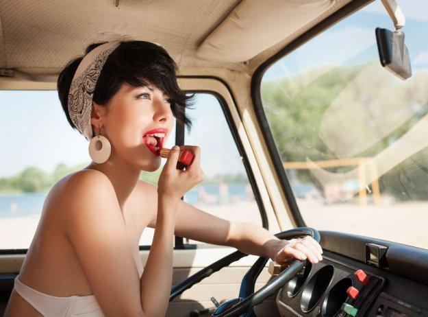 Как избещать аварии за рулем
