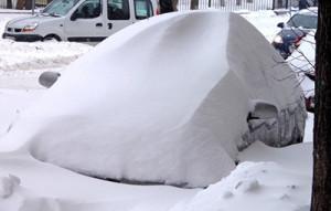 Консервация автомобиля на зиму