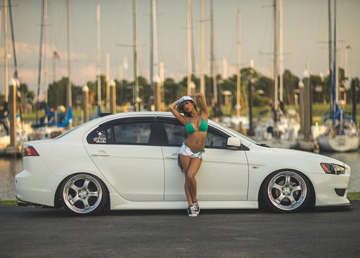Плюсы и минусы белого автомобиля