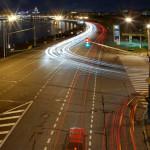 Вождение автомобиля в условиях мегаполиса