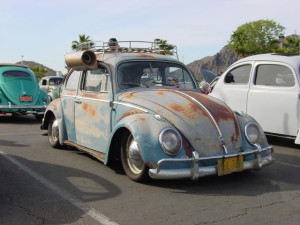 Как защитить кузов автомобиля от ржавчины