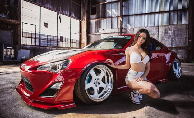 Колесные диски автомобиля