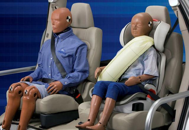 Зачем нужно пристегиваться ремнями безопасности?