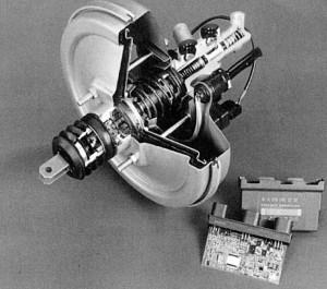 История системы Brake Assist