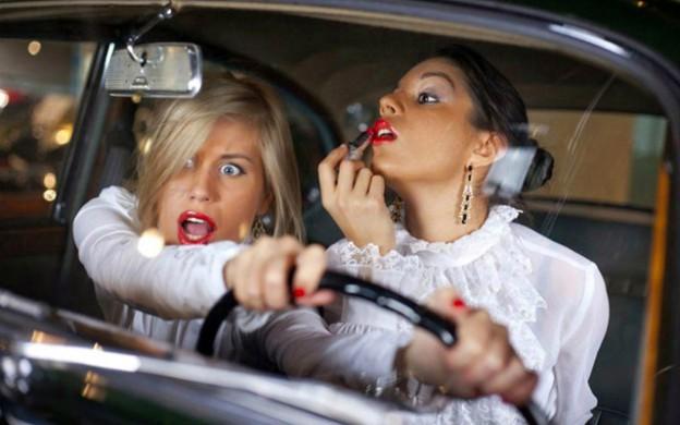 12 правил безопасного вождения автомобиля