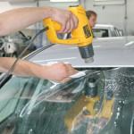 Бронирование лобового стекла автомобиля